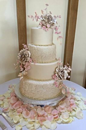 Our Wedding Cakes in Meopham Gravesend Kent
